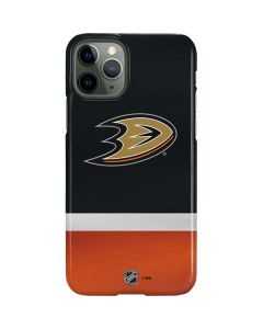 Anaheim Ducks Jersey iPhone 11 Pro Lite Case