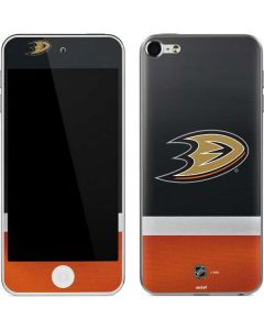 Anaheim Ducks Jersey Apple iPod Skin