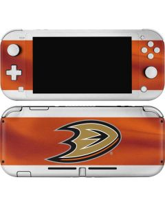 Anaheim Ducks Jersey Nintendo Switch Lite Skin