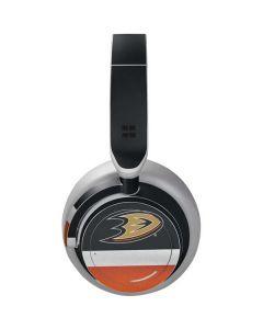 Anaheim Ducks Jersey Surface Headphones Skin