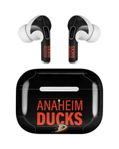 Anaheim Ducks Lineup Apple AirPods Pro Skin