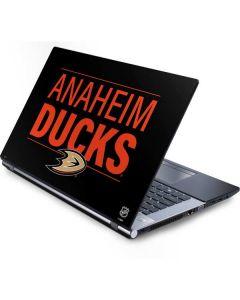 Anaheim Ducks Lineup Generic Laptop Skin