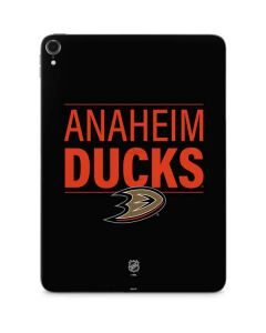 Anaheim Ducks Lineup Apple iPad Pro Skin