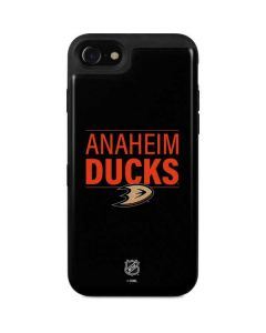 Anaheim Ducks Lineup iPhone SE Wallet Case