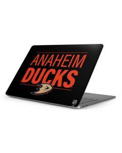 Anaheim Ducks Lineup Apple MacBook Pro 16-inch Skin