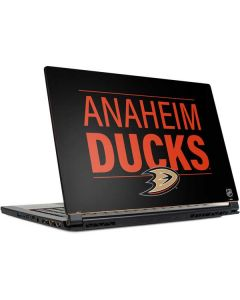 Anaheim Ducks Lineup MSI GS65 Stealth Laptop Skin