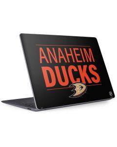 Anaheim Ducks Lineup Surface Laptop 3 13.5in Skin