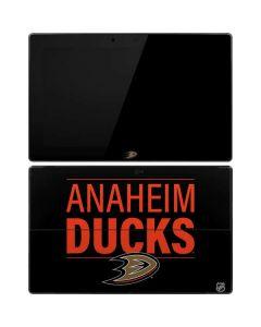 Anaheim Ducks Lineup Surface RT Skin