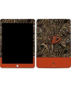 Anaheim Ducks Realtree Max-5 Camo Apple iPad Skin