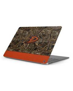 Anaheim Ducks Realtree Max-5 Camo Apple MacBook Pro 16-inch Skin