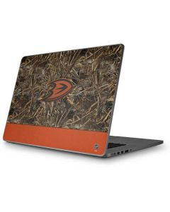 Anaheim Ducks Realtree Max-5 Camo Apple MacBook Pro 17-inch Skin