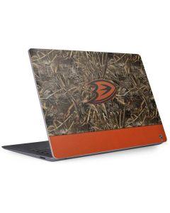 Anaheim Ducks Realtree Max-5 Camo Surface Laptop 3 13.5in Skin