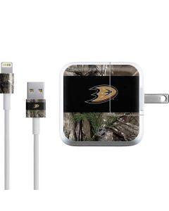 Anaheim Ducks Realtree Xtra Camo iPad Charger (10W USB) Skin