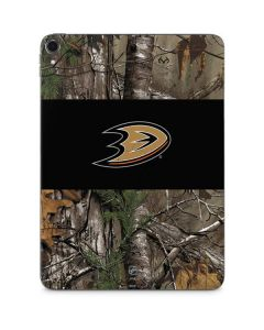 Anaheim Ducks Realtree Xtra Camo Apple iPad Pro Skin