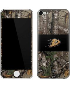 Anaheim Ducks Realtree Xtra Camo Apple iPod Skin