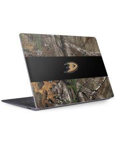 Anaheim Ducks Realtree Xtra Camo Surface Laptop 3 13.5in Skin