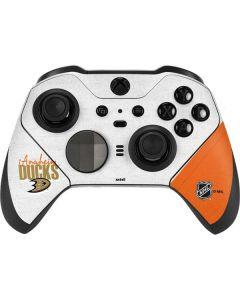 Anaheim Ducks Script Xbox Elite Wireless Controller Series 2 Skin