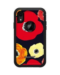Anemone Flower Otterbox Defender iPhone Skin