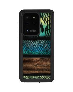 Animal Print Fashion Galaxy S20 Ultra 5G Waterproof Case