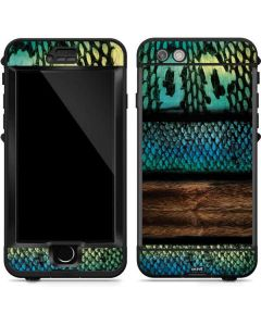 Animal Print Fashion LifeProof Nuud iPhone Skin