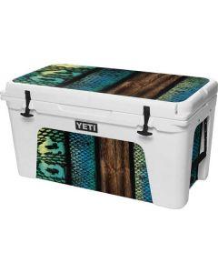 Animal Print Fashion YETI Tundra 75 Hard Cooler Skin
