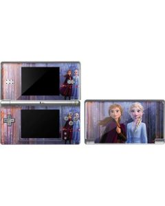 Anna and Elsa DS Lite Skin
