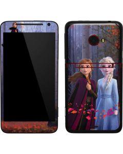 Anna and Elsa EVO 4G LTE Skin