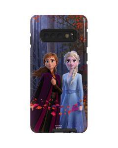 Anna and Elsa Galaxy S10 Pro Case