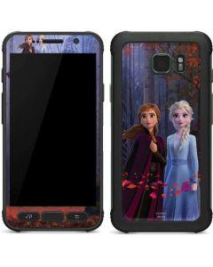 Anna and Elsa Galaxy S7 Active Skin