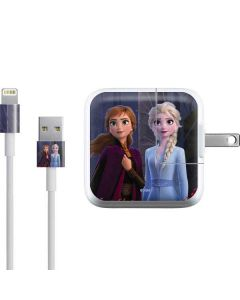 Anna and Elsa iPad Charger (10W USB) Skin