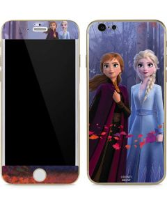 Anna and Elsa iPhone 6/6s Skin