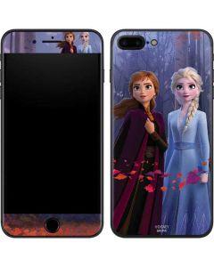 Anna and Elsa iPhone 8 Plus Skin