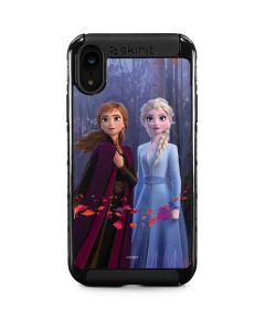 Anna and Elsa iPhone XR Cargo Case