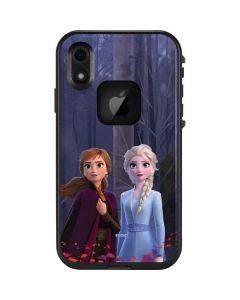 Anna and Elsa LifeProof Fre iPhone Skin
