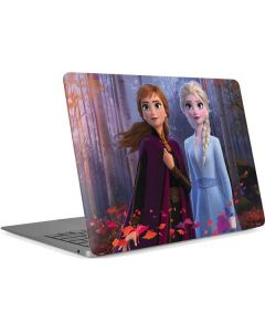 Anna and Elsa Apple MacBook Air Skin