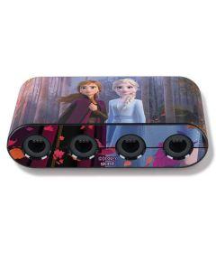 Anna and Elsa Nintendo GameCube Controller Adapter Skin