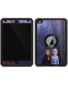 Anna and Elsa Otterbox Defender iPad Skin