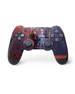 Anna and Elsa PS4 Pro/Slim Controller Skin