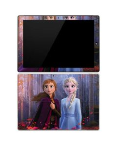 Anna and Elsa Surface Pro 3 Skin