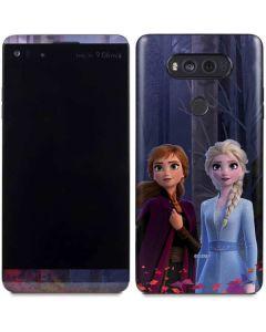 Anna and Elsa V20 Skin