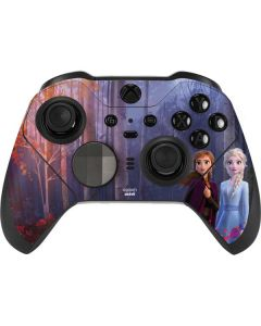 Anna and Elsa Xbox Elite Wireless Controller Series 2 Skin