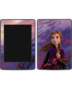 Anna Amazon Kindle Skin