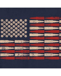 Blue Bullet American Flag Wii (Includes 1 Controller) Skin