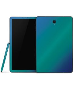 Aqua Blue Chameleon Samsung Galaxy Tab Skin