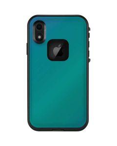 Aqua Blue Chameleon LifeProof Fre iPhone Skin