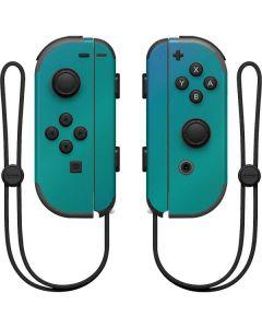 Aqua Blue Chameleon Nintendo Joy-Con (L/R) Controller Skin