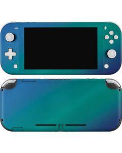 Aqua Blue Chameleon Nintendo Switch Lite Skin