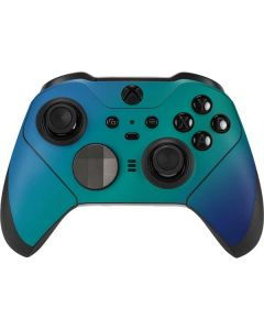 Aqua Blue Chameleon Xbox Elite Wireless Controller Series 2 Skin