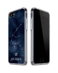 Aquarius Constellation iPhone SE Clear Case