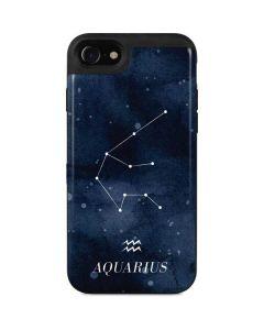 Aquarius Constellation iPhone SE Wallet Case
